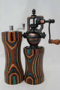 "6"" Salt & Peppermills  Southwest # 2140"
