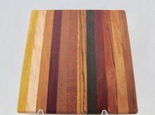Exotic Wood Cutting Board #2189