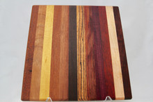 Exotic Wood Cutting Board #2180
