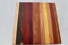 Exotic Wood Cutting Board #2187