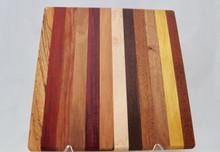 Exotic Wood Cutting Board #2186