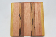 Small Exotic Wood Cutting Board # 1030