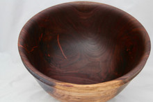Salad Bowl Walnut # 2176
