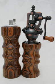 "6"" Salt & Peppermills Bocote # 2124"