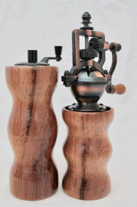 "6"" Salt & Peppermills Mopani # 2114"