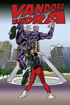 VANDORA ZANDRA  #1
