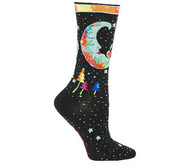 Women's Socks - Laurel Burch Moon