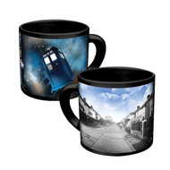 Dr. Who Disappearing Tardis Mug
