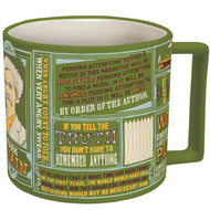Mark Twain Literary Mug