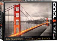 San Francisco Golden Gate Bridge Puzzle by Eurographics