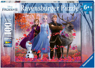Frozen II - Magic of the Forest Puzzle by Ravensburger