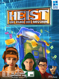 Heist Electronic Co-op Game by University Games