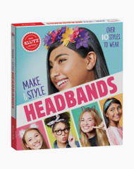 Make Style Headbands by Klutz