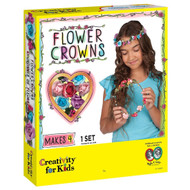 Flower Crowns by Creativity For Kids