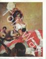 Flamenco Dancer (8x10)