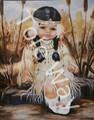 Cherokee Child (Girl-16x20)