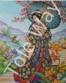 Oriental with Parasol (16x20)