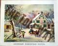 American Homestead Winter (11x14/9x12)