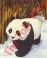 Panda Bear (8x10)