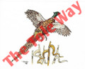Pheasant (4x5)