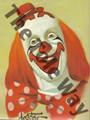 Clown (9x12)