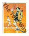 Frandenstein Basketball (8x10)