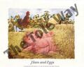 Ham and Eggs (8x10)