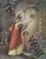 Jesus Knocking (8x10)