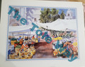 Mexican Flower Market Kit (16x20) (1 mounted and 7 additional prints)