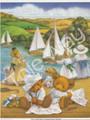 """""""Playing Pirates"""" (8x10)"""