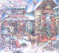 Hopeful Farm Christmas (10.75x12)