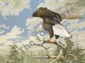 Eagle's Dawn (8x10)
