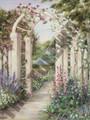 Garden Entrance II (8x10)