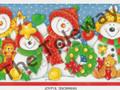 Joyful Snowman (4x10)