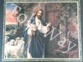 Jesus at the door (22x28)
