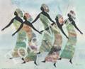 Ceremonial Dancers (16x20)