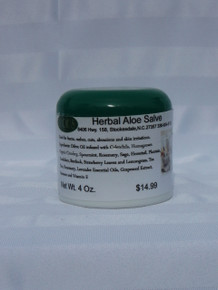 Herbal & Aloe Salve