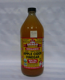 Braggs Organic Raw - Unfiltered Apple Cider Vinegar