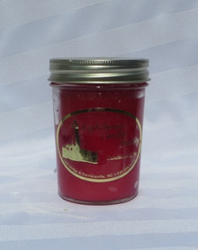 Apple Jack and Orange Peel Lighthouse Candle