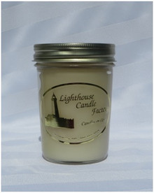 Buttered Rum & Raisin Lighthouse Candle