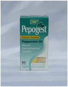 Pepogest Peppermint Oil - 60 caps