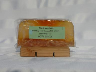 Love Spell Glycerin Soap