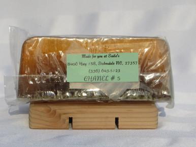 Chanel #5 Glycerin Soap