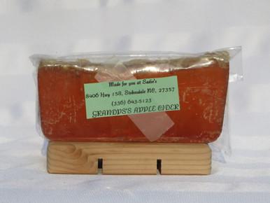 GrandPa's Apple Cider Glycerin Soap