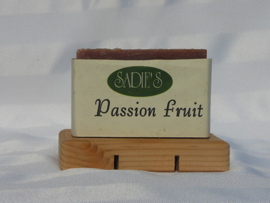 Passion Fruit Cold Process