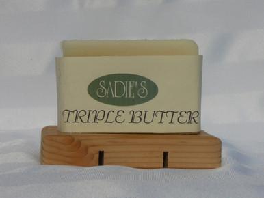 Triple Butter Cold Process Soap