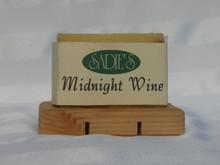 Midnight Wine Cold Process Soap