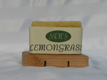 Lemongrass Cold Process Soap