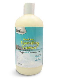 MG12 Dead Sea Nourishing Magnesium Shampoo