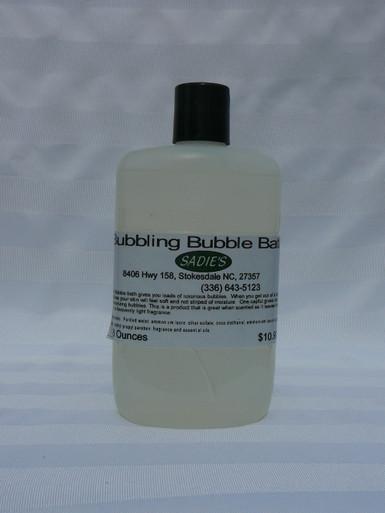 Bubbling Bubble Bath